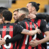 AC Milan won Serie A with Ibrahimovic goal