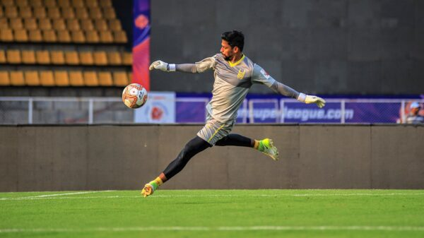 Lakshmikant Kattimani pens one-year contract extension at Hyderabad FC