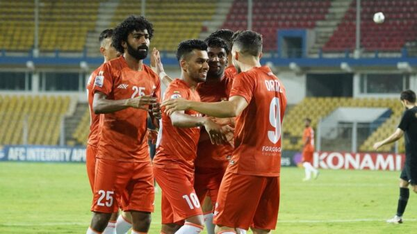 FC Goa lost chance to win AFC Champions League
