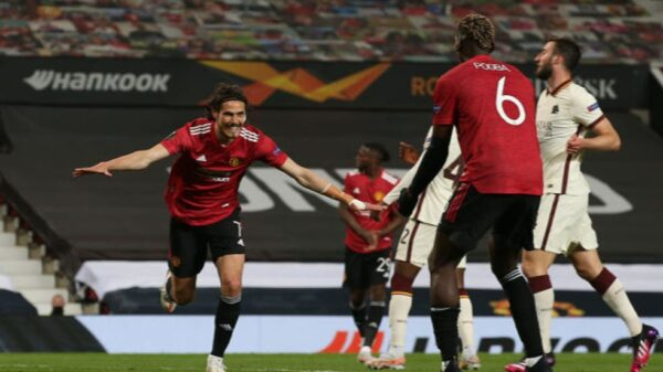 Roma collapsed in the Europa League semi-final against Manchester United