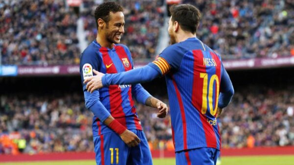 Neymar halted PSG contract to play with Messi