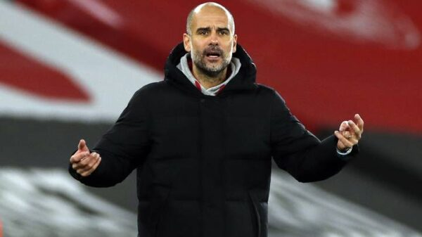Pep not satisfied with win over Borussia