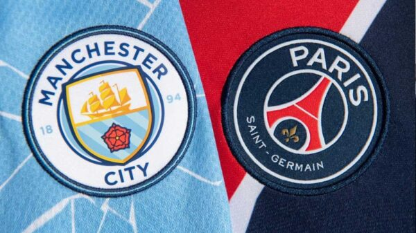 UCL semi-finals - PSG vs Man City prediction and lineups