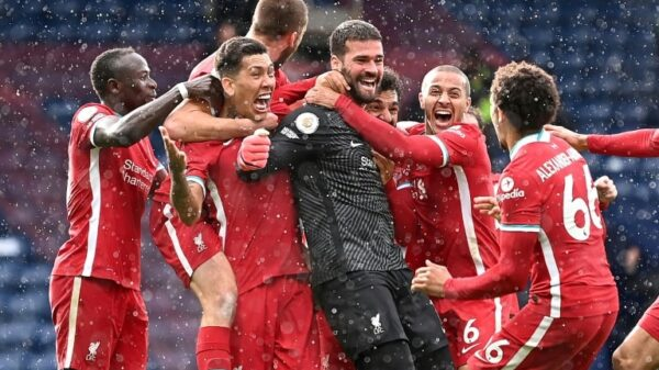 Alisson Becker hits winning goal for Liverpool against West Brom