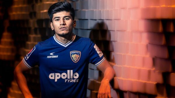 Anirudh Thapa admits Indian football team has not played much in last two months