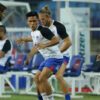 Bengaluru FC's match with Eagles in a tense situation