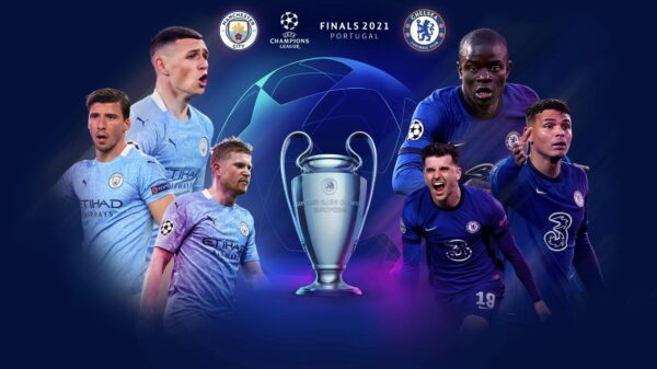 How Manchester City will lineup against Chelsea in the Champions League final