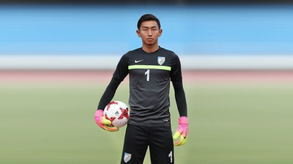 FC Goa's Dheeraj emerged as best goalkeeper
