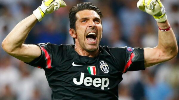 Gianluigi Buffon confirmed it's time to move on from Juventus