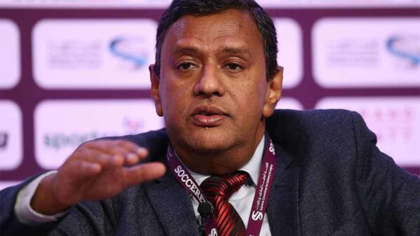 Kushal Das: AIFF's Bio Bubble is a case study for International Federations