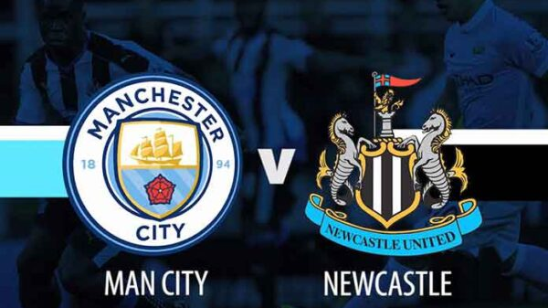 How Newcastle United and Manchester City would lineup on Friday night