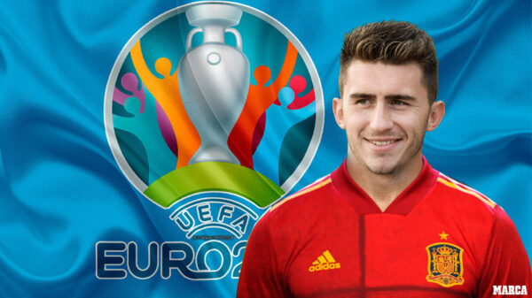 Laporte will compete for Spain at the Euro 2020