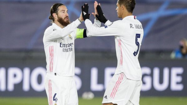 Real Madrid will finalize to sign either Ramos or Varane