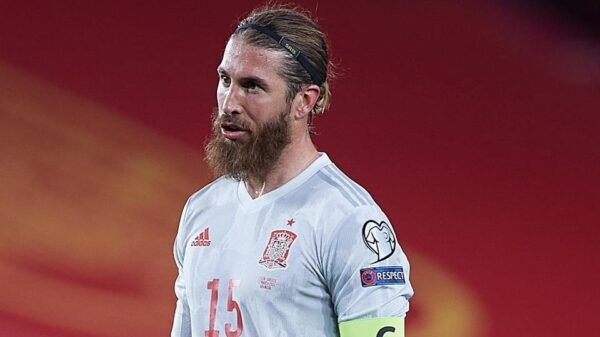Sergio Ramos ruled out of Spain Euro 2020 squad