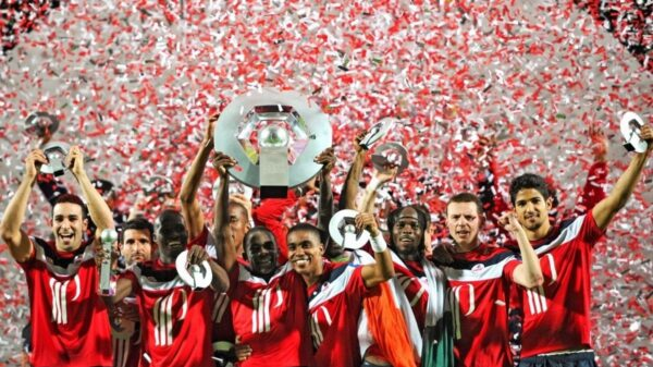 Lille won fourth Ligue 1 title after 10 years