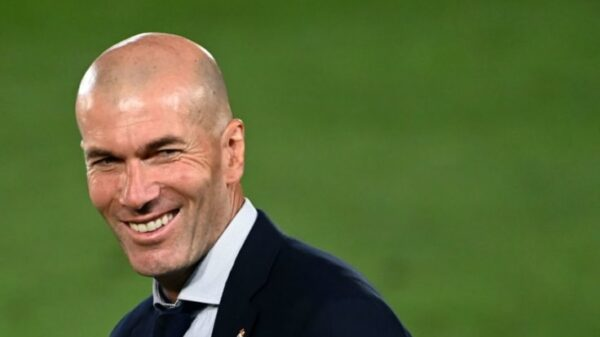 Zidane will suffer Real Madrid's Champions League exit