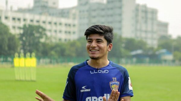 Indian footballer Anirudh Thapa aims to improve scoring rate