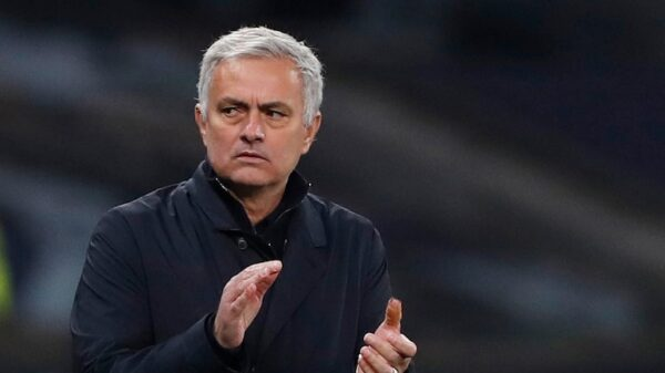 AS Roma appointed Jose Mourinho as new coach