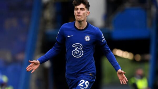 Chelsea hero Kai Havertz apologized for swearing after Champions League win