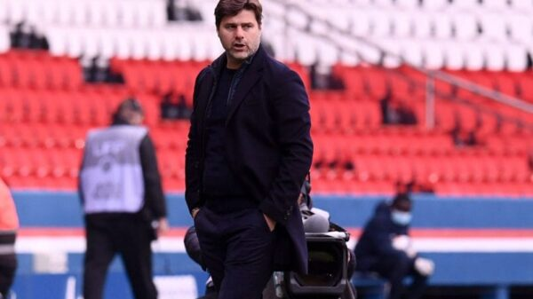 Pochettino blames PSG hectic schedule on losing Ligue 1