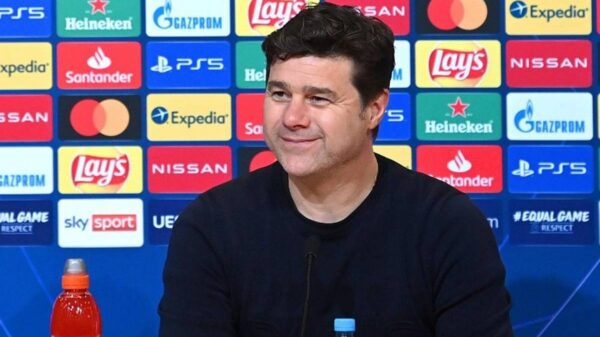 Pochettino on upcoming return match against Manchester City
