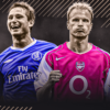 Dennis Bergkamp and Frank Lampard inducted into Premier League Hall of Fame
