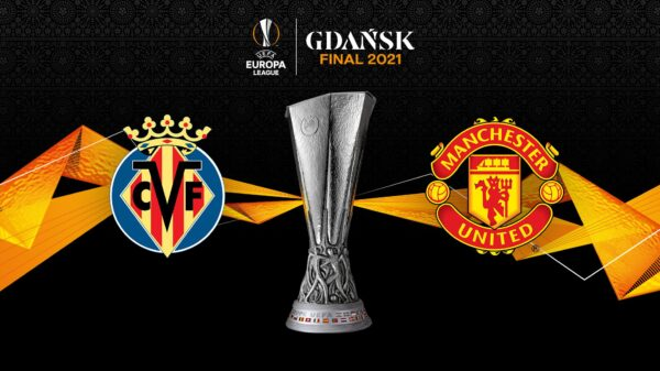 Villarreal and Manchester United will battle for Europa League trophy
