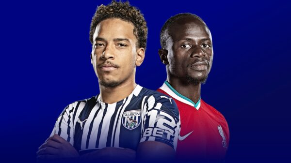 West Brom vs Liverpool prediction and lineup