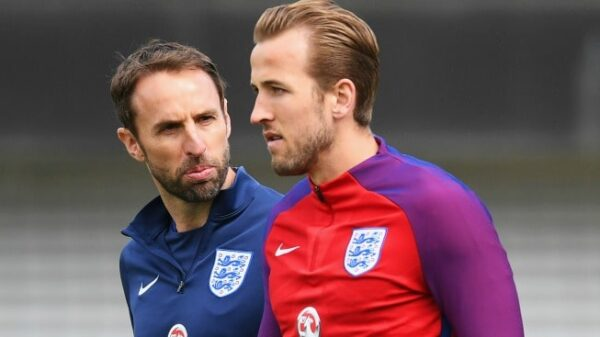 England team captain and coach reacted to win over Germany