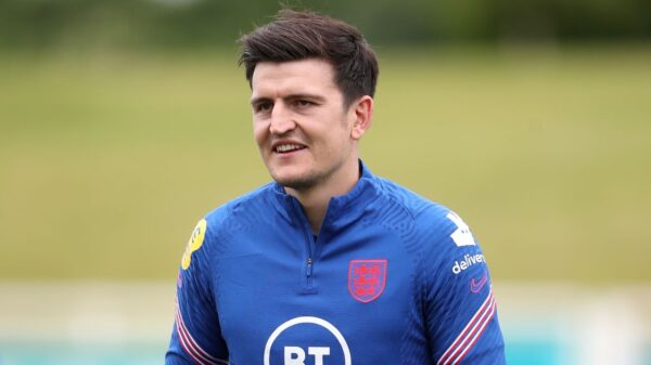 Harry Maguire claims to be fit for England's second Group D match