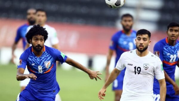 India reach AFC qualifiers third round after a draw with Afghanistan