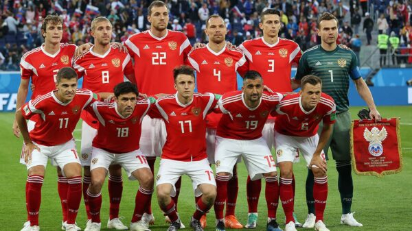 Group B: Russia Team Preview Ahead Of Euro 2020