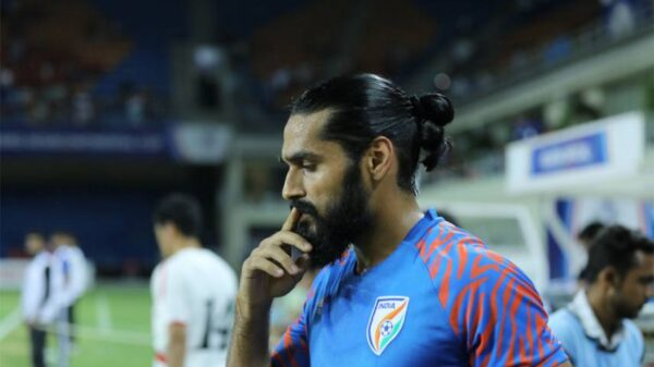 Jhingan says Indian football team needs to focus on the task at hand
