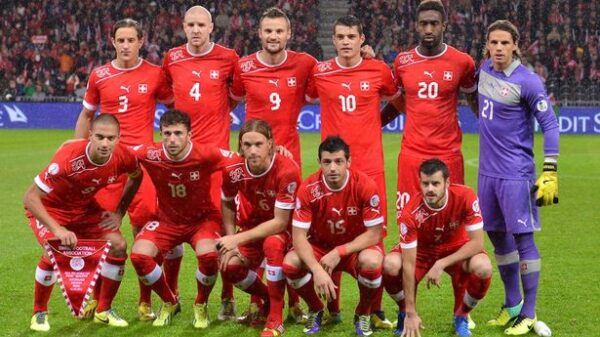 Group A: Switzerland Team Preview Ahead Of Euro 2020
