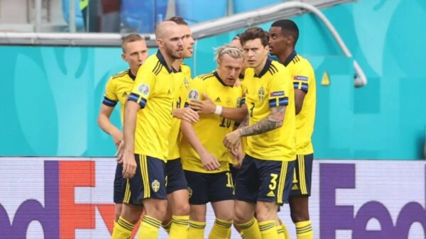 Sweden win over Poland in Euro 2020