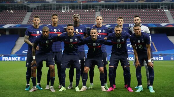France vs Wales Euro 2020 warm-up match updates