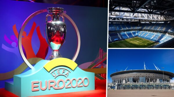 Euro 2020: As low as 20% percent of fans allowed to enter stadium