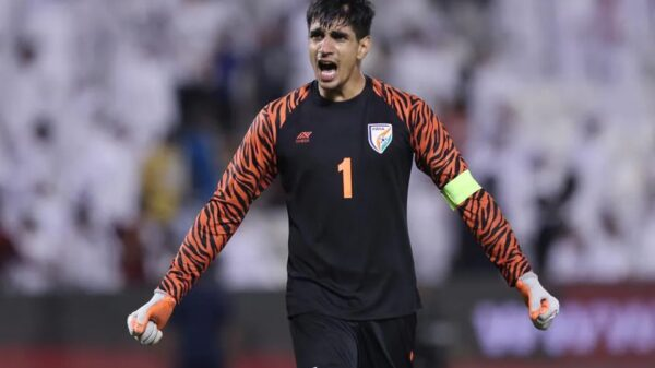 All praises for goalkeeper Gurpreet after India lost to Qatar