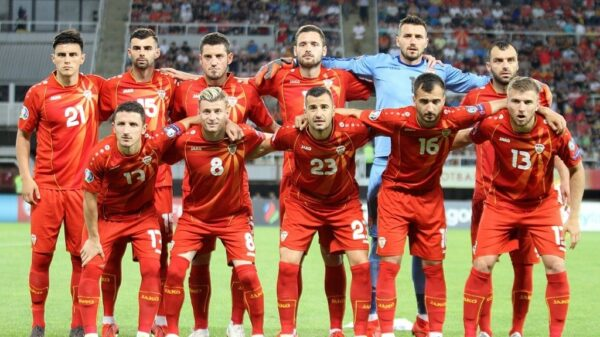 Group C: North Macedonia Team Preview Ahead Of Euro 2020