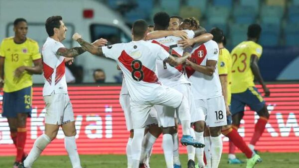 Copa America: Peru defeated Colombia with their suicide goal