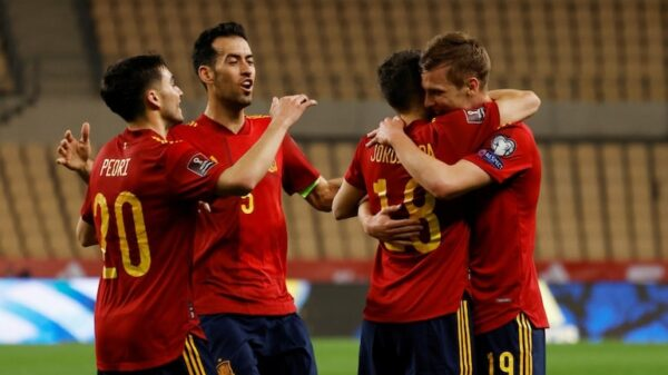 Spain squad to get vaccinated before Euro 2020