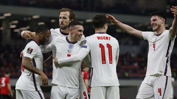 Police arrested five people for racial abuse charges over England players