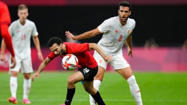 Spain's men played goalless draw with Egypt in Tokyo Olympics