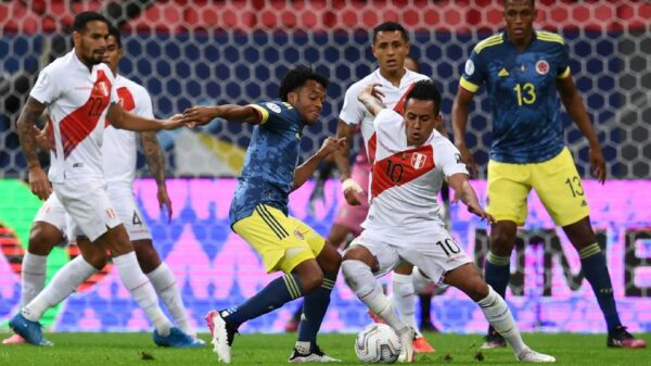 Colombia ranked third in Copa America after a triumph over Peru