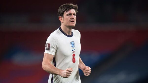 England defender Harry Maguire hopes more than semi-finals