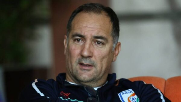 Indian coach Igor Stimac's contract extended