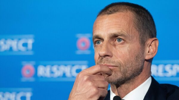 UEFA president Ceferin claims EURO 2020 format is unfair