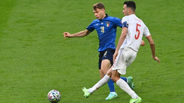 Italy defeated Spain for Euro Cup final