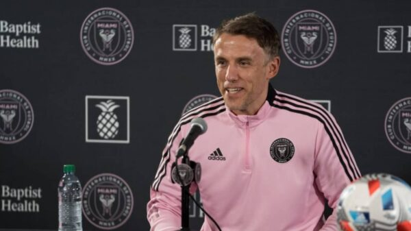Phil Neville takes blame for Inter Miami loss to New England Revolution