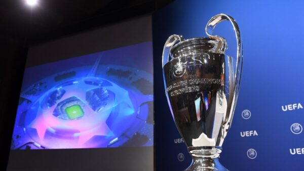Champions League group stage draw announced for 2021/22 season